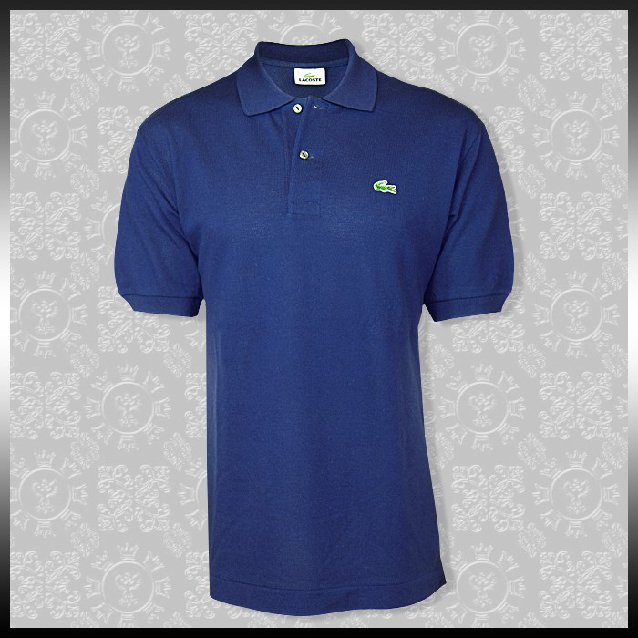 Lacoste Polo T-Shirt Man L1212 Marine
