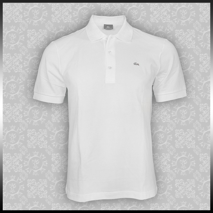 Lacoste Polo T-Shirt PH539C Weiss